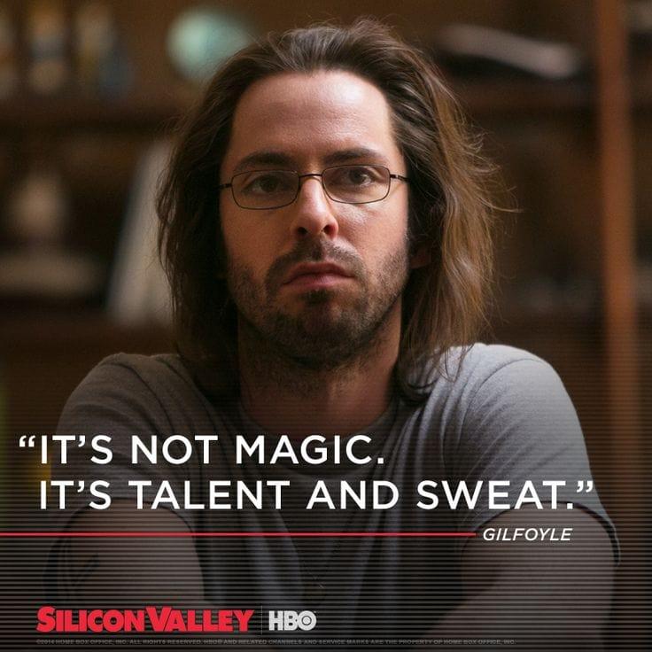 silicon valley gilfoyle quote