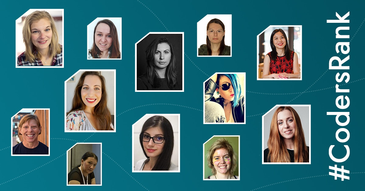 12 Female Developers You Should Follow